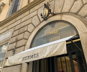hermes, luxury, and architecture image