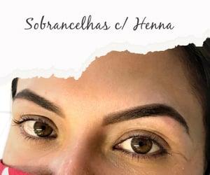 brasil, design, and eyebrows image