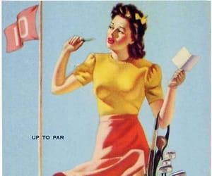 pin up girls image