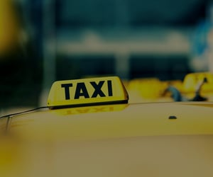 taxi conventionné image