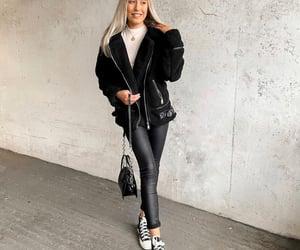 bag, blogger, and smile image