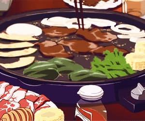 gif, food, and food gif image