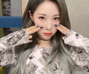 dreamcatcher, hair, and hairstyle image