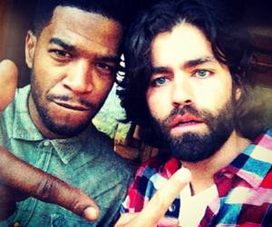 Adrian Grenier, kid cudi, and perfection image
