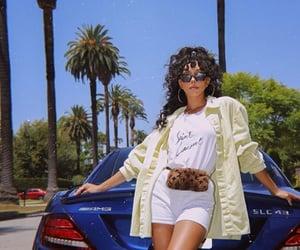 Afro, boho, and fashion image