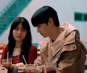 couple, series, and hwang minhyun image