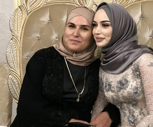 beautiful, wedding, and chechen bride image