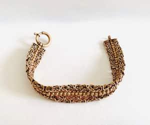 etsy, vintage jewelry, and vintage bracelet image