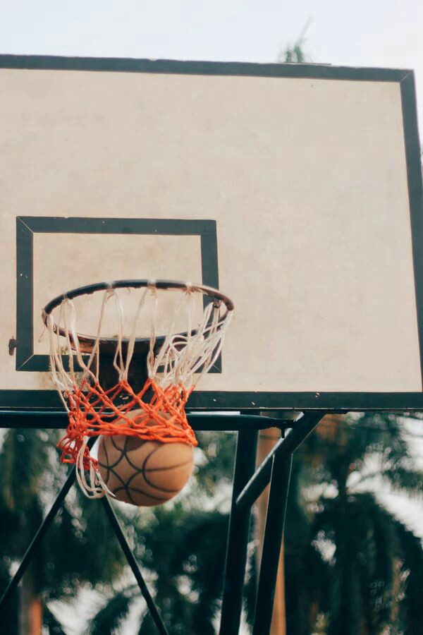 Basketball, sports, and wallpaper image