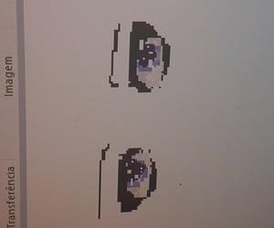 windows, edit, and olhos image