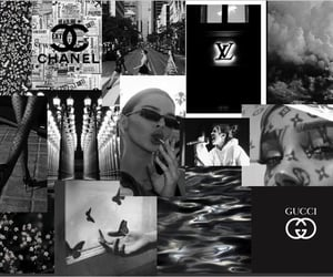 aesthetic, background, and chanel image