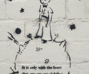 the little prince, quote, and little prince image