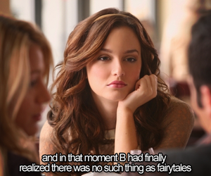 blair waldorf, brunette, and gossip girl image