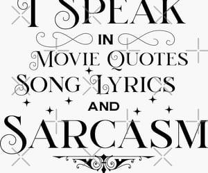 funny, song lyrics, and movie image