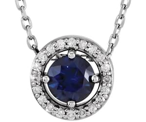 gifts, valentine, and diamond necklace image
