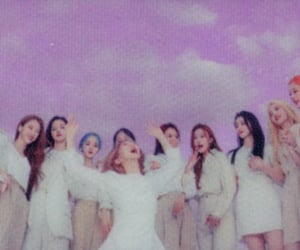 loona, article, and scans image