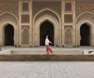 architecture, islamic architecture, and العراق  image