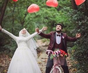 amazing, muslims, and wedding image