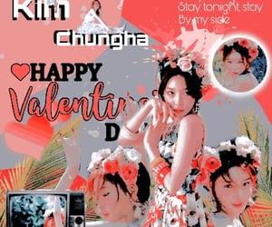 edit, flowers, and chungha image