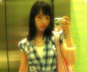 blurry, min sunye, and kpop image