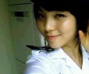blurry, kpop, and wonder girls image