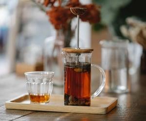 drink, food, and oregano image