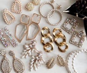 earrings and rings image