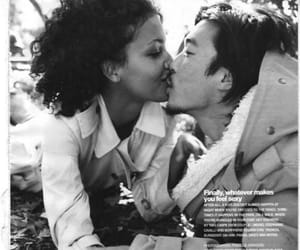 interracial, marriage, and love image