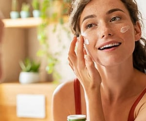 beauty tips and skin problems image