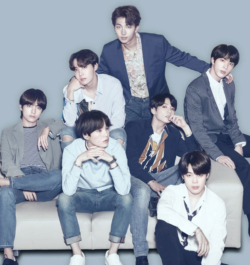 bts, article, and I Love You image