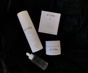 aesthetic, skincare, and cosmetics image
