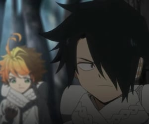 emma, family, and the promised neverland image
