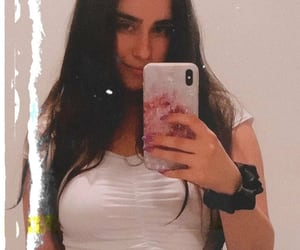 mirror, selfie, and celebs image