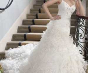 ball gowns, beautiful, and bride image