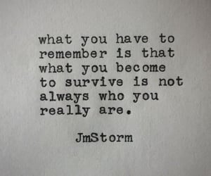 poetry, quotes, and survival image