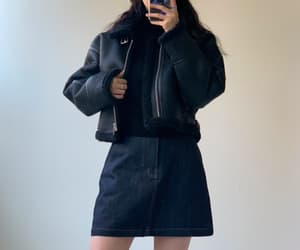 fashion, korean style, and everyday outfit image