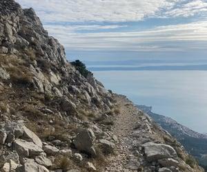 beautiful places, Croatia, and mountain image