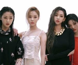 Givenchy, kpop, and aespa image
