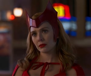 Avengers, cinema, and elizabeth olsen image