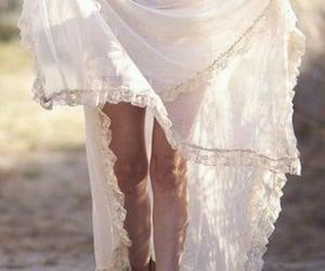 bohemian, boho, and dress image
