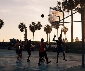 aesthetic, sunset, and athletes image