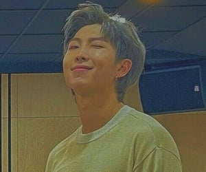 indie, bts, and namjoon icon image