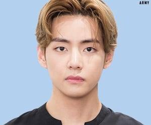 v, kim taehyung, and namjoon image
