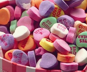 aesthetics, candies, and hearts image