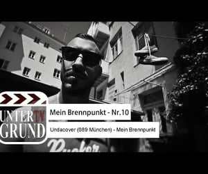 hip hop, video, and deutsch rap image