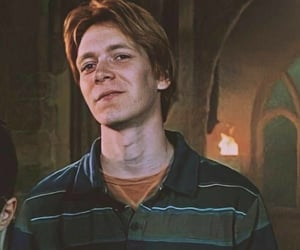 Fred, fred weasley, and harry potter image