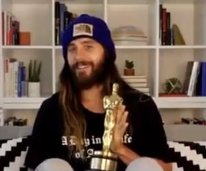 jared leto, oscars, and 30 seconds to mars image
