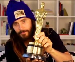 30 seconds to mars, oscar, and jared leto image