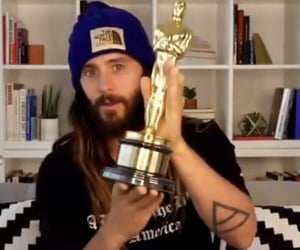 30 seconds to mars, jared leto, and oscars image