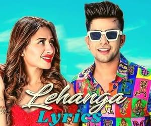 lehanga lyrics and lehanga song lyrics image